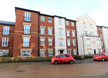 Thumbnail 2 bed flat for sale in Crooked Bridge Court, Crooked Bridge Road, Stafford