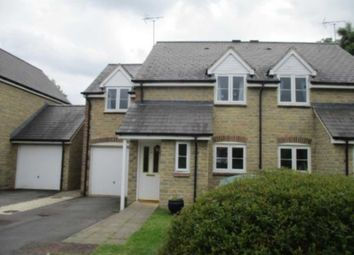 Thumbnail 3 bed property to rent in The Orchard, Lydiard Millicent, Swindon