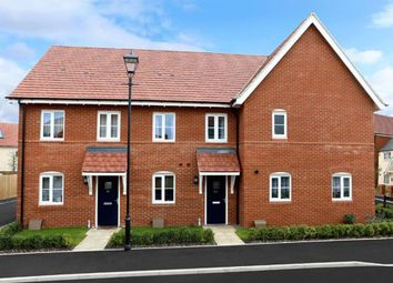"Thumbnail 2 bed terraced house for sale in ""Amber"" at Riddy Walk, Kempston, Bedford"