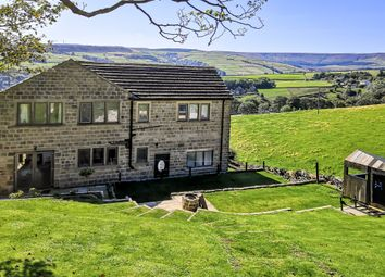 Thumbnail 4 bed detached house for sale in Allergill Park, Upperthong, Holmfirth
