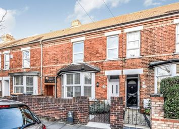 Thumbnail 3 bed terraced house for sale in Fairfax Road, Bedford, Bedfordshire, .