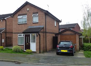 Thumbnail 3 bedroom detached house to rent in Kinloch Close, Crewe