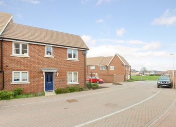 Thumbnail 3 bed terraced house for sale in Choir Close, Wainscott