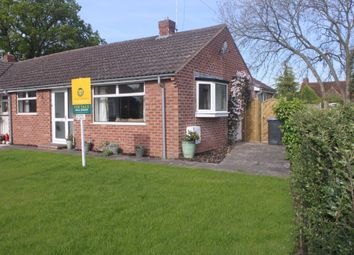 Thumbnail 2 bed terraced bungalow for sale in Bellfield, Tanworth-In-Arden, Solihull