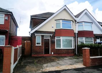 Thumbnail 3 bedroom semi-detached house to rent in East Lancashire Road, Swinton, Manchester