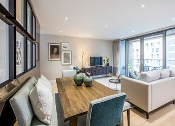 Thumbnail 3 bed flat for sale in Telegraph Avenue, Greenwich
