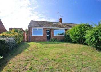 Thumbnail 2 bed semi-detached bungalow for sale in Admirals Walk, Minster On Sea, Swale, Kent