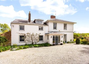 Thumbnail 6 bed detached house for sale in Church Road, Liddington, Wiltshire