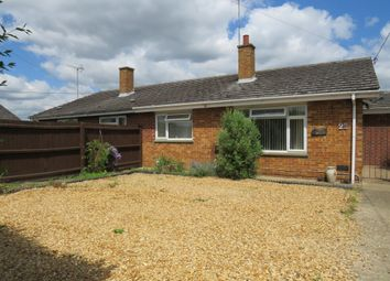 Thumbnail 2 bed semi-detached bungalow for sale in Lindens Close, Thorney Toll, Wisbech