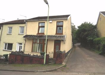 Thumbnail 4 bedroom end terrace house for sale in Stow Hill, Treforest, Pontypridd