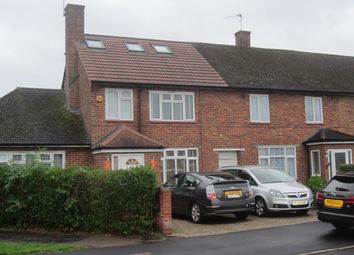 Thumbnail 4 bed terraced house to rent in Hayling Road, Watford