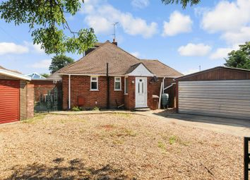 Thumbnail 2 bed semi-detached bungalow to rent in Grasmere Road, Luton