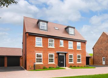 "Thumbnail 5 bed detached house for sale in ""Buckingham"" at Welland Close, Burton-On-Trent"