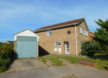 Thumbnail 4 bed detached house for sale in Hewitt Road, Hamworthy, Poole
