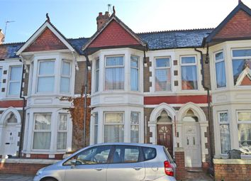Thumbnail 4 bedroom terraced house to rent in Heathfield Road, Heath/Gabalfa, Cardiff