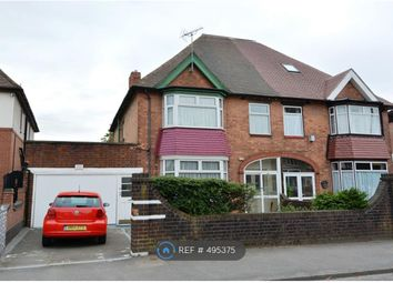 Thumbnail 4 bed semi-detached house to rent in Portland Road, Birmingham