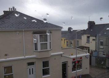 Thumbnail 2 bed flat to rent in Durham Avenue, Plymouth