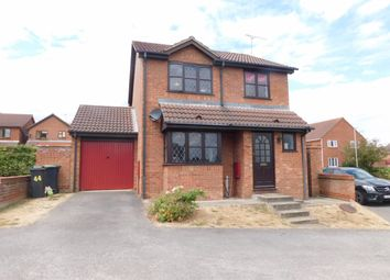 Thumbnail 3 bed detached house for sale in Lavenham Way, Stowmarket