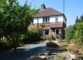 Thumbnail 3 bed semi-detached house for sale in Old Odiham Road/Walnut Close, Alton, Hampshire