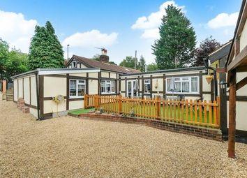 Thumbnail 4 bed bungalow for sale in Norheads Lane, Biggin Hill, Westerham, Kent
