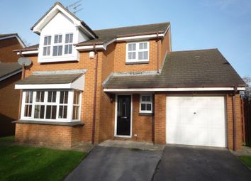 Thumbnail 4 bed detached house to rent in Celtic Way, Rhoose, Barry