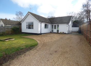 Thumbnail 2 bed detached bungalow for sale in Stoke Road, Poringland