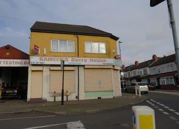 Thumbnail Commercial property for sale in Queens Head Road, Handsworth, Birmingham