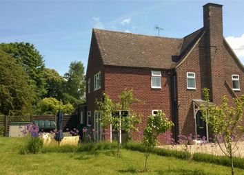 Thumbnail 4 bed semi-detached house for sale in Church View, Stoke Row, Henley-On-Thames