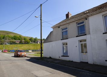 Thumbnail 3 bed end terrace house for sale in Gwaun Bant, Pontycymmer