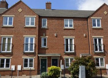 Thumbnail 3 bed terraced house for sale in Abington Avenue, Northampton, Northamptonshire, Northants