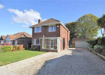 Thumbnail 3 bed detached house for sale in Long Close Road, Hedge End, Southampton
