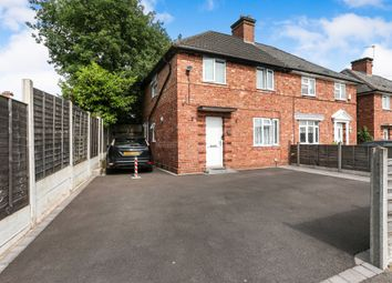 Thumbnail 3 bedroom semi-detached house for sale in Ebrook Road, Sutton Coldfield