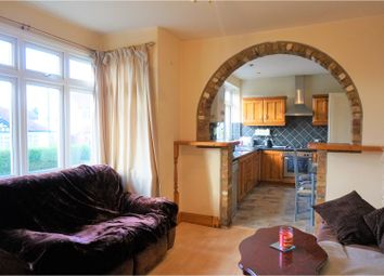 Thumbnail 4 bedroom semi-detached house for sale in The Highlands, Edgware