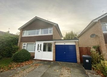 Thumbnail 3 bed detached house to rent in Edgecombe Drive, Darlington