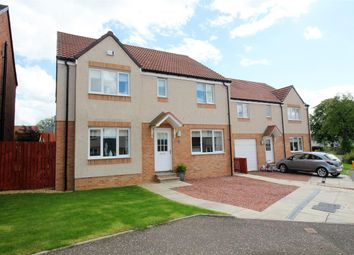 Thumbnail 4 bed detached house for sale in Sisman Place, Kinnaird Village, Larbert