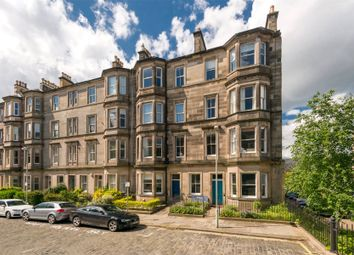 Thumbnail 2 bed flat for sale in Perth Street, New Town, Midlothian