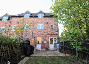 Thumbnail 3 bedroom end terrace house for sale in Dewell Mews, Old Town, Swindon