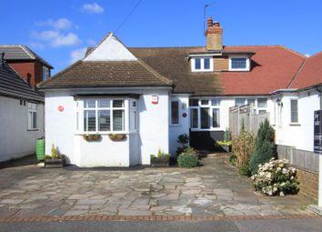 Thumbnail 4 bed semi-detached bungalow for sale in Denbigh Close, Ruislip