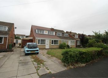 Thumbnail 3 bed semi-detached bungalow for sale in Greenloons Walk, Formby, Liverpool, Merseyside