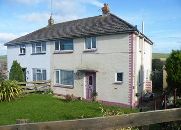 Thumbnail 2 bed semi-detached house for sale in Bayard Road, Weymouth