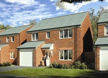 Thumbnail 4 bed detached house for sale in Laughton Road, Thurcroft, Rotherham