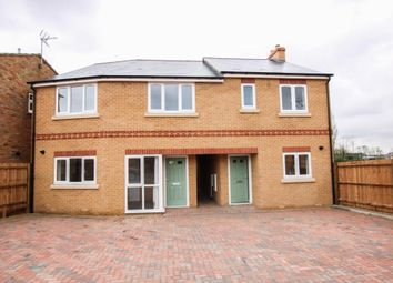 Thumbnail 2 bedroom semi-detached house for sale in Potters Lane, Ely