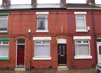 Thumbnail 2 bedroom terraced house to rent in Dentwood Street, Toxteth, Liverpool
