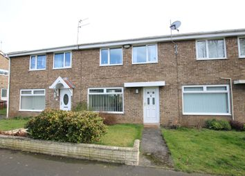 Thumbnail 3 bed terraced house for sale in Hogarth Drive, Washington
