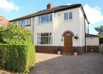 Thumbnail 3 bed semi-detached house for sale in Beech Drive, Fulwood, Preston