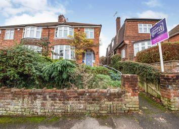 Rodway Road, Tilehurst, Reading RG30. 3 bed semi-detached house for sale