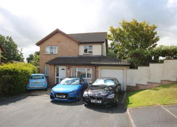 Thumbnail 5 bed detached house for sale in Two Acre Court, Alphington, Exeter