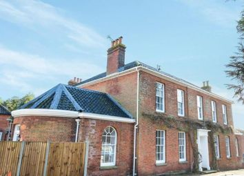 Thumbnail 1 bed flat for sale in Hall Close, Fakenham, Norfolk