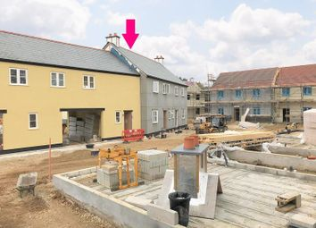 Thumbnail 3 bedroom terraced house for sale in South View, Mary Tavy, Tavistock