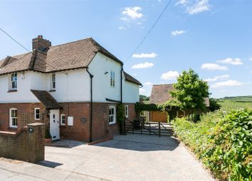 Thumbnail 3 bed semi-detached house for sale in Well Street, East Malling, West Malling